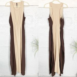 W118 by Walter Baker two Tones Maxi Dress